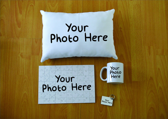 Gift Set 1 - But Why Not - Photo Gifts