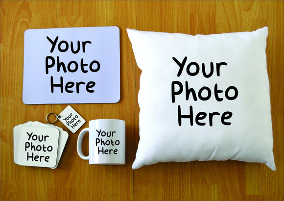 Gift Set 2 - But Why Not - Photo Gifts