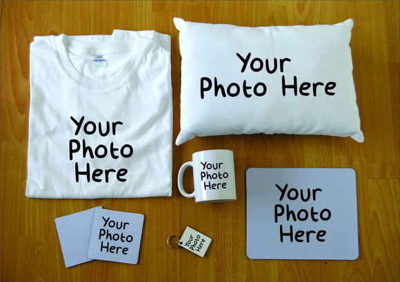 Gift Set 3 - But Why Not - Photo Gifts