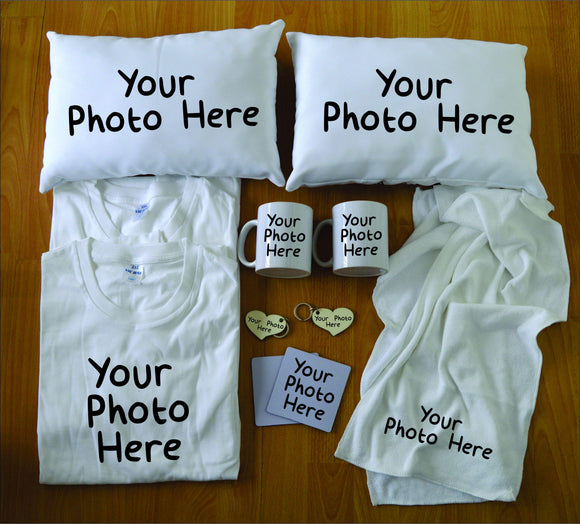 Gift Set 5 - But Why Not - Photo Gifts