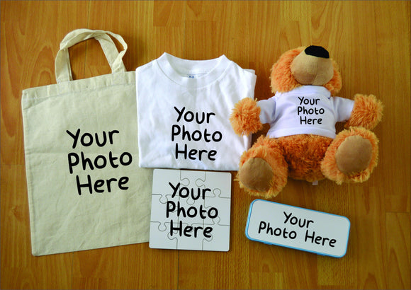 Gift Set 6 - But Why Not - Photo Gifts