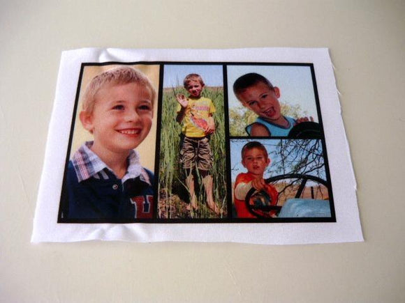 Fabric Prints - But Why Not - Photo Gifts