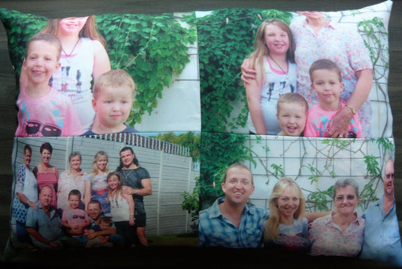 70x45cm Pillow/Cover - But Why Not - Photo Gifts