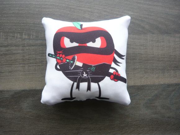 A5 Pillow/Cover - But Why Not - Photo Gifts