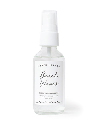 BEACH WAVES Ocean Hair Texturizer - NATURE'S AROMA