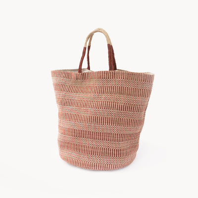 Dobi Shoulder Tote - Brown