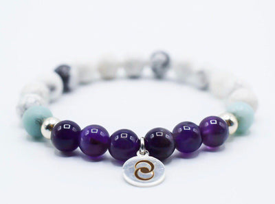 Health & Wellbeing Gemstone Bracelet