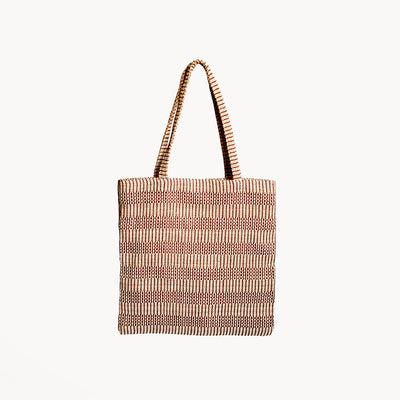 Dobi Daily Tote - Brown