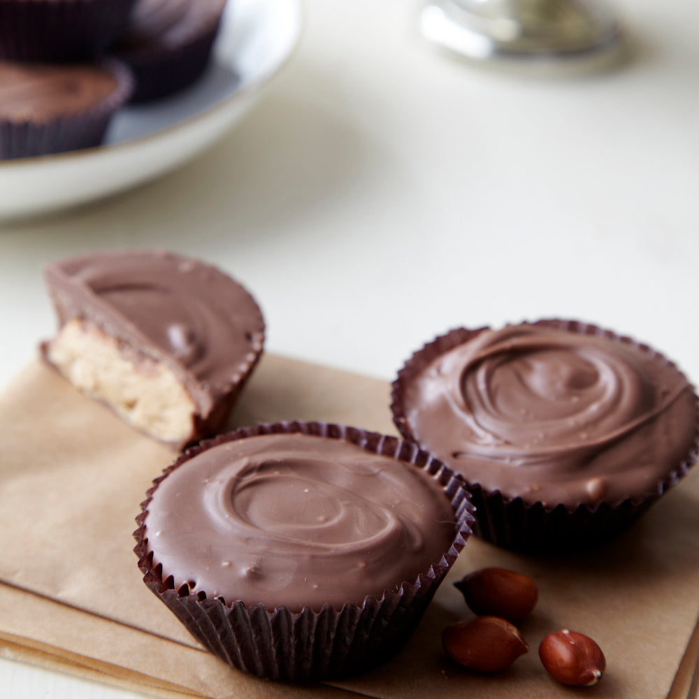 Peanut Butter Cups in milk chocolate