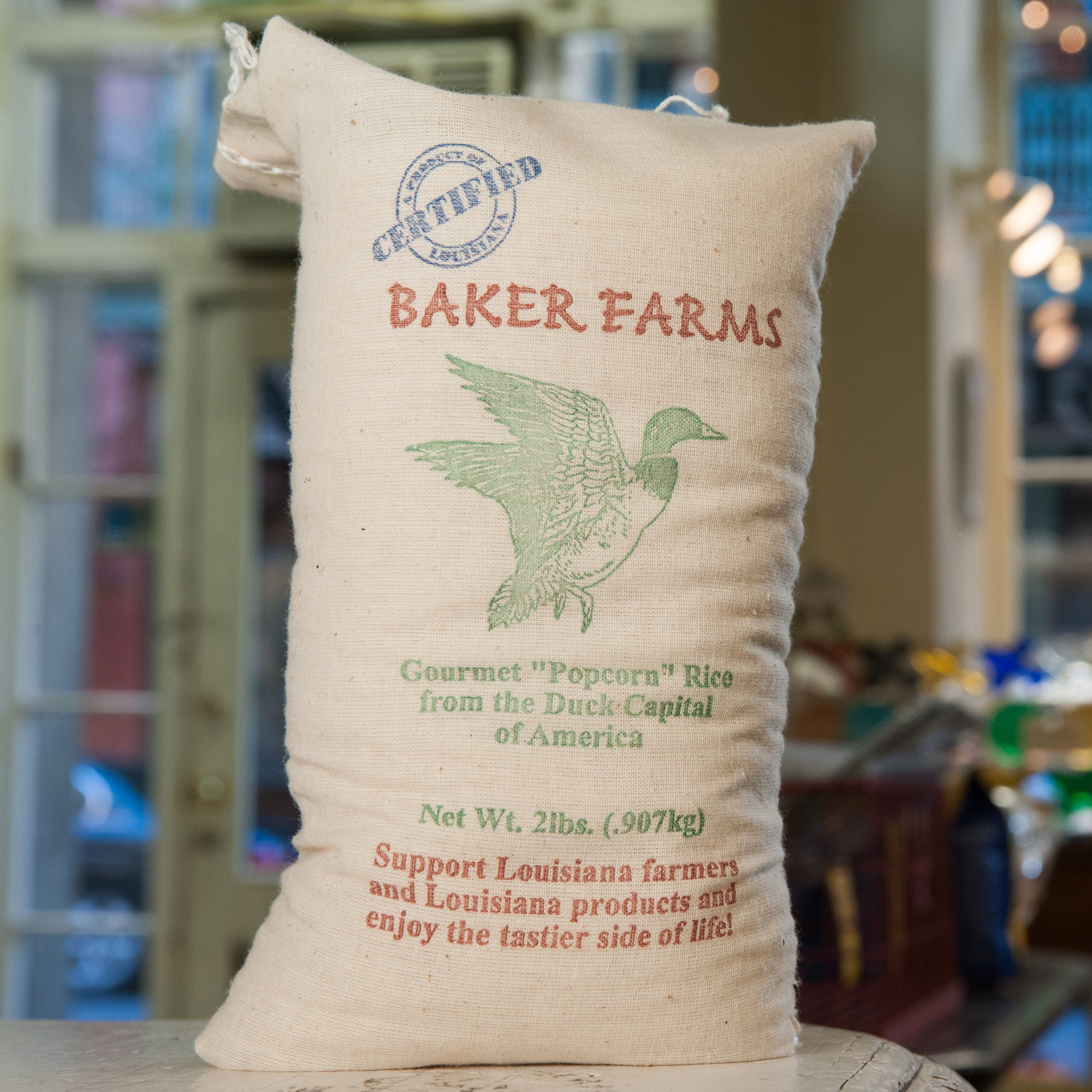Baker Farms Popcorn Rice