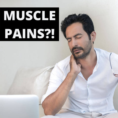 Muscle Pains?!