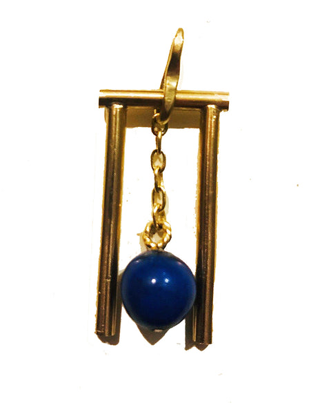 Custom Designed Croquet Charm
