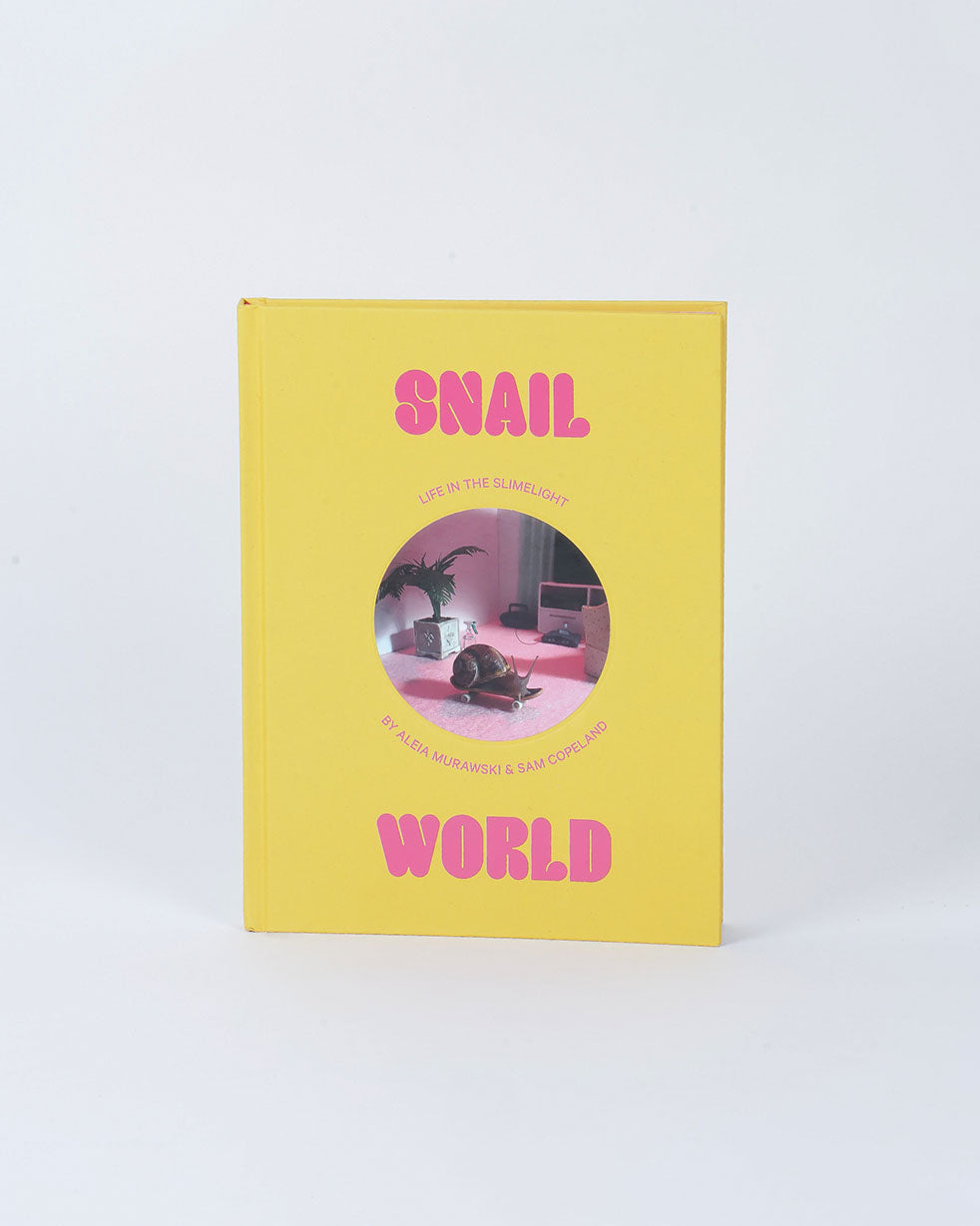 Snail World: Life in the Slimelight