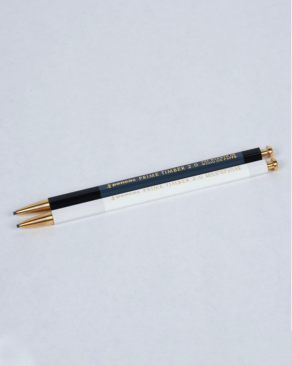 Prime Timber Brass Pencil