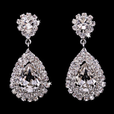 BRIDAL EARRINGS | E1966