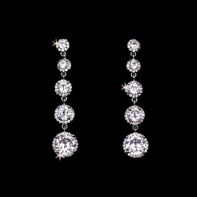 RHINESTONE EARRINGS | E2167