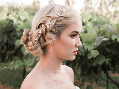 BRIDAL HAIR JEWELRY | HJ1940