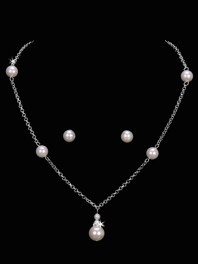 BRIDAL NECKLACE SET | NL1656