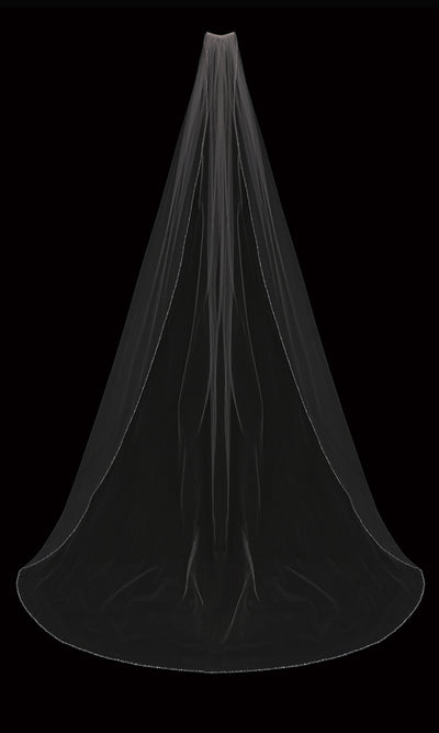 CATHEDRAL BRIDAL VEIL | V2092C