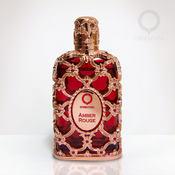 Orientica Luxury Collection AMBER ROUGE EDP 80ml - Orientica