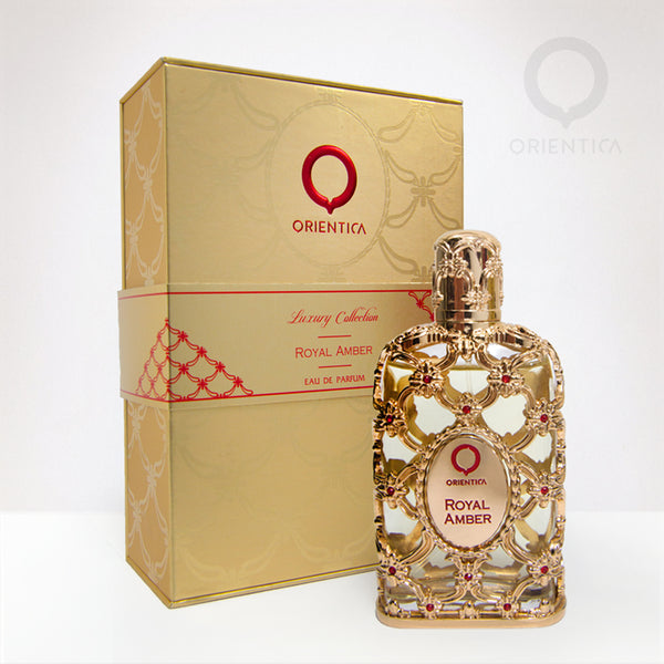 Orientica Luxury Collection ROYAL AMBER EDP 80ml - Orientica