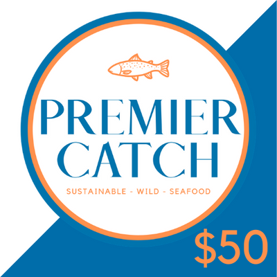 Premier Catch Gift Card