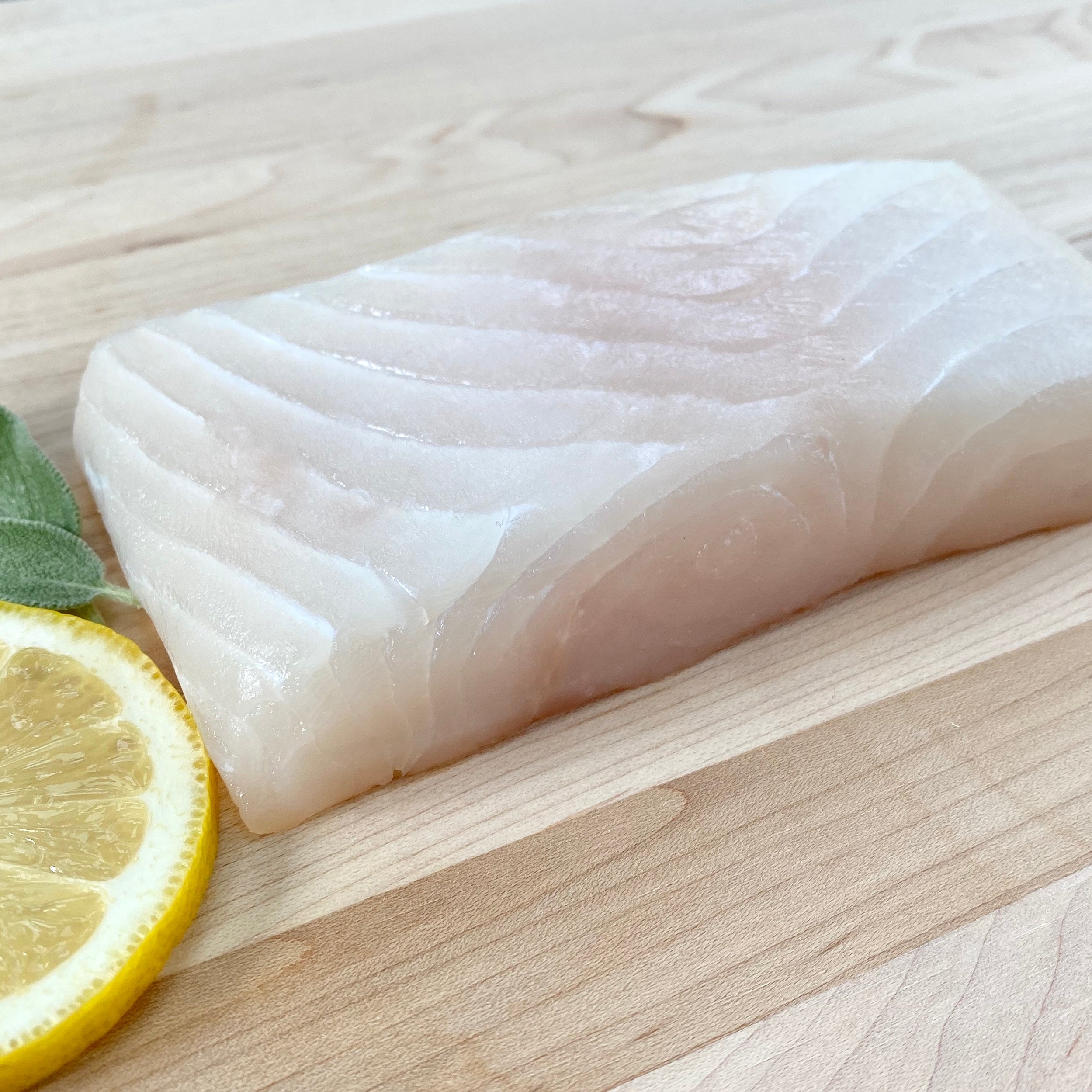 Wild Pacific Halibut (5 lbs)