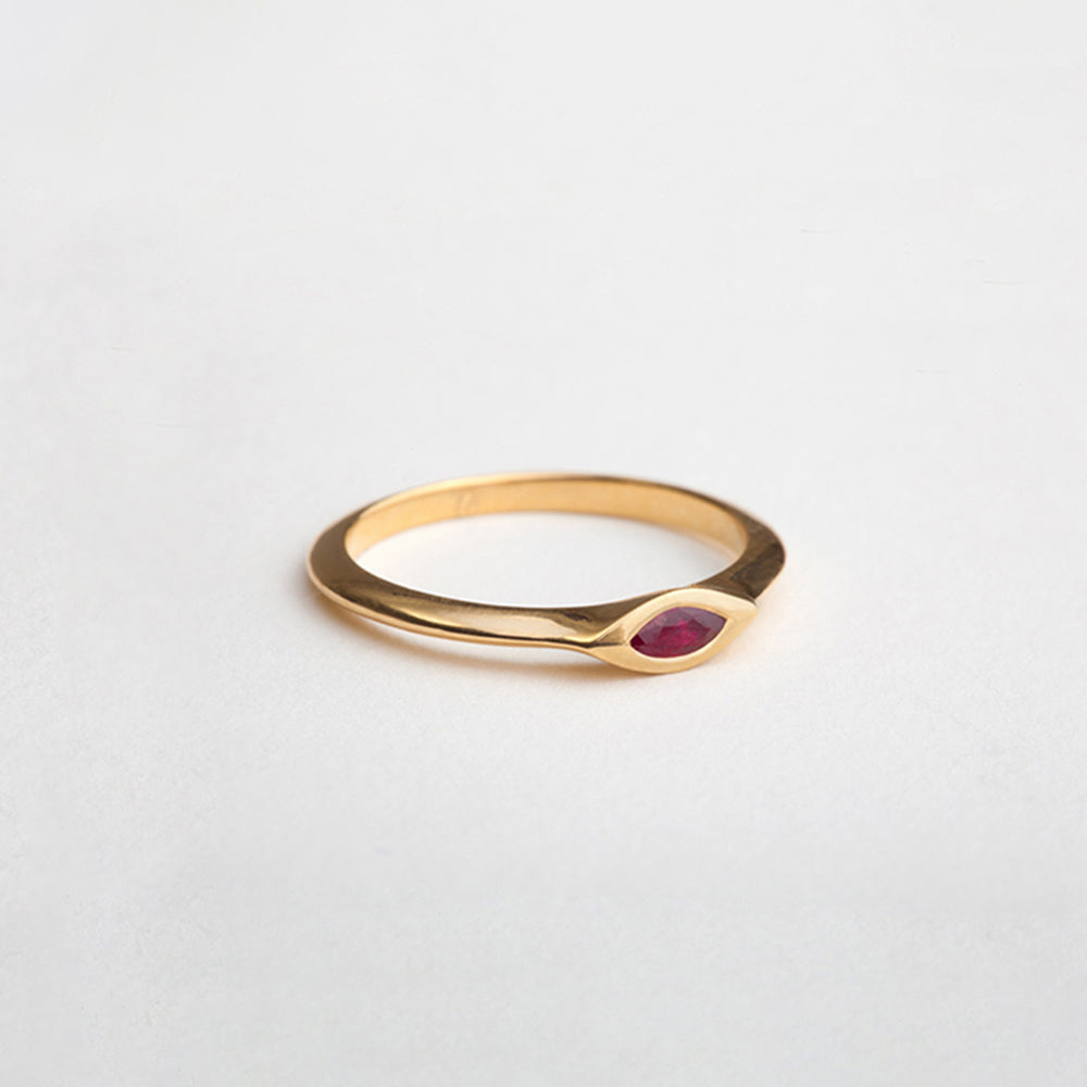 Ruby Marquise String (Small)