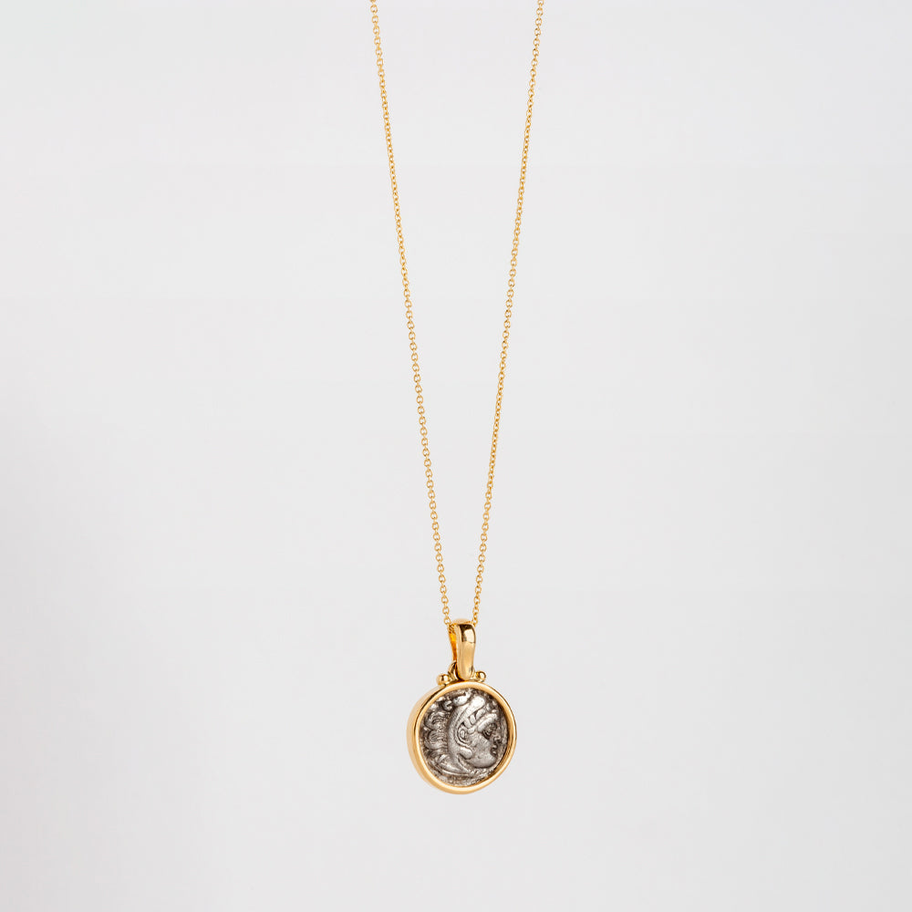Alexander The Great 18K