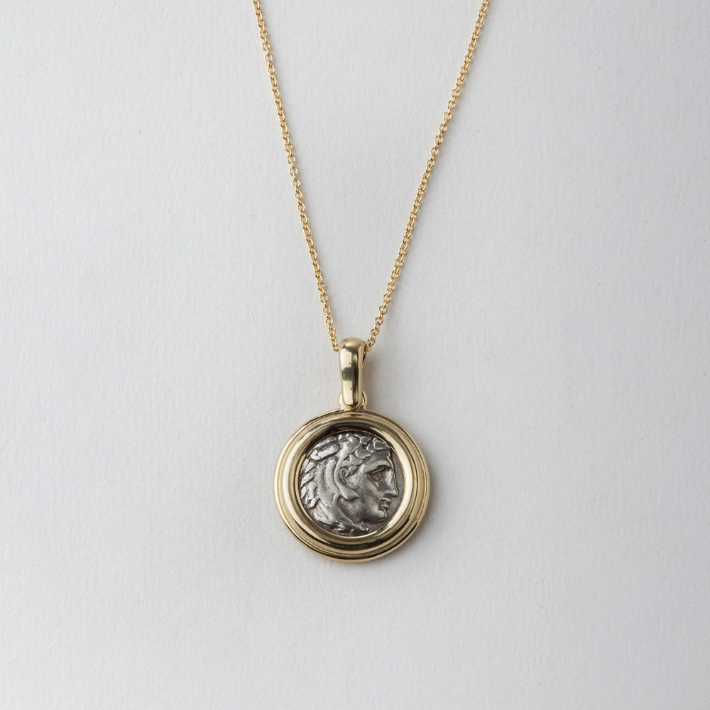 Alexander The Great 14K