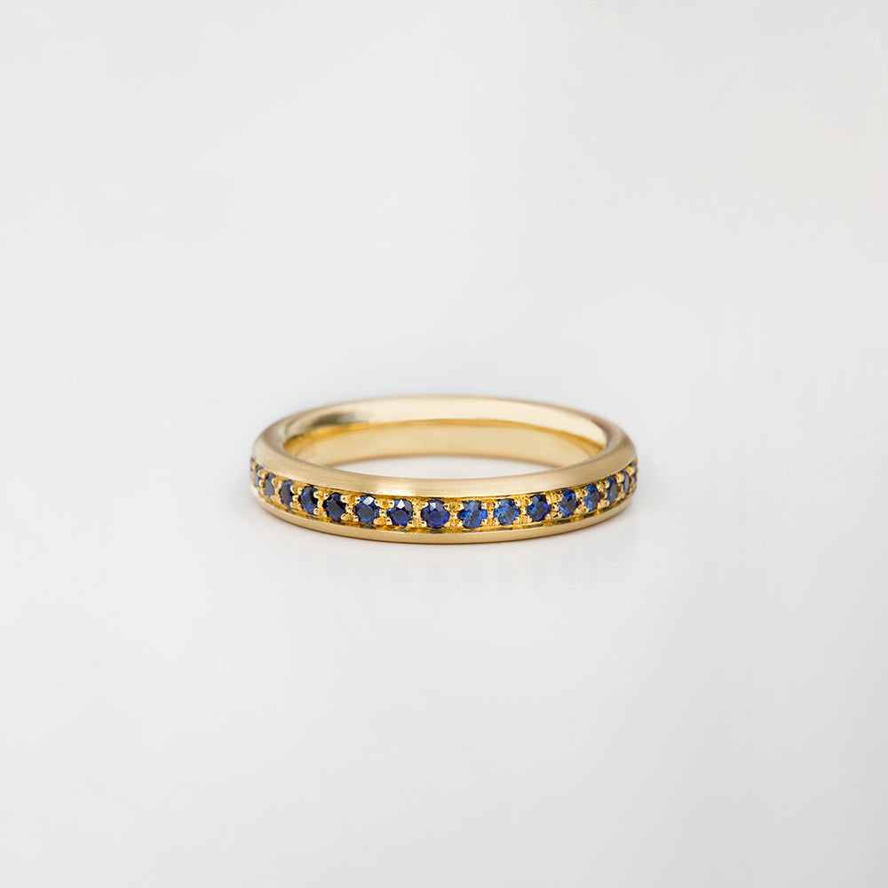 Eternity Sapphires (Oval)