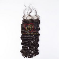 Lace Closure - Deep Wave - Noema Beauty