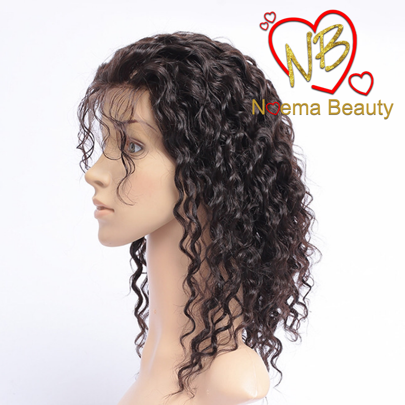Britney Human Hair Wig - Noema Beauty
