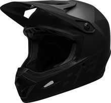 Load image into Gallery viewer, bell-transfer-full-face-helmet-matte-black-front-l