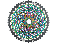 Load image into Gallery viewer, SRAM XG-1299 Eagle 12spd 10-50t Cassette - Rainbow