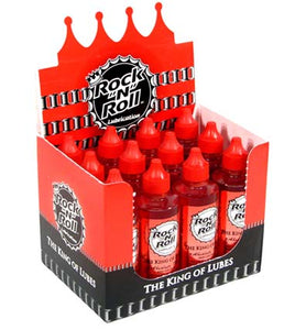 ROCK & ROLL - Absolute Dry (Red) 120ml Display Box (x12)