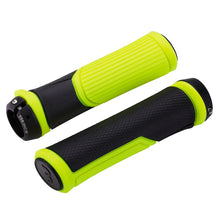 Load image into Gallery viewer, BBB - Cobra Grips (Black/Neon Yellow)