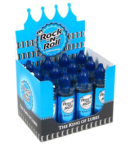ROCK & ROLL - Extreme Blue 120mls Display Box (x12)