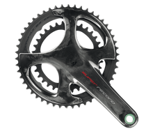 Load image into Gallery viewer, 12X2 Campagnolo super record crankset