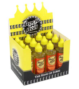 ROCK & ROLL - Gold 120ml Display Box (x12)