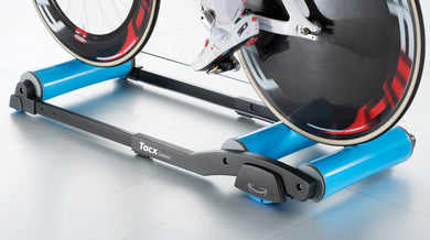 Tacx Galaxia Rollers - Rider