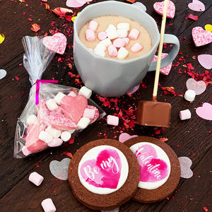 Be My Valentine Hot Chocolate Gift Box