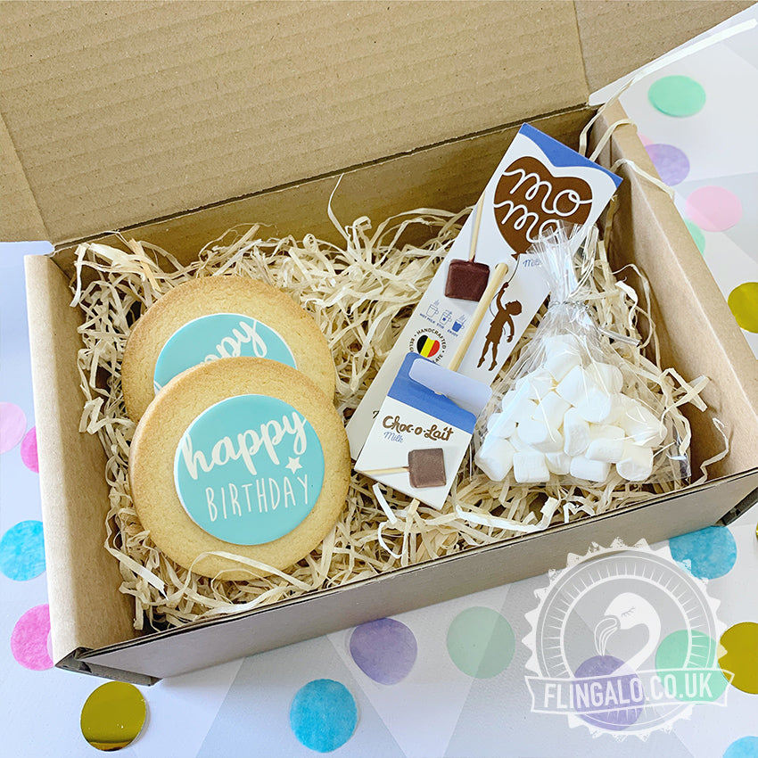 Birthday Hot Chocolate Gift Box