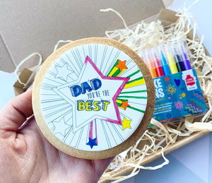 Father's Day Biscuit Gift Kit