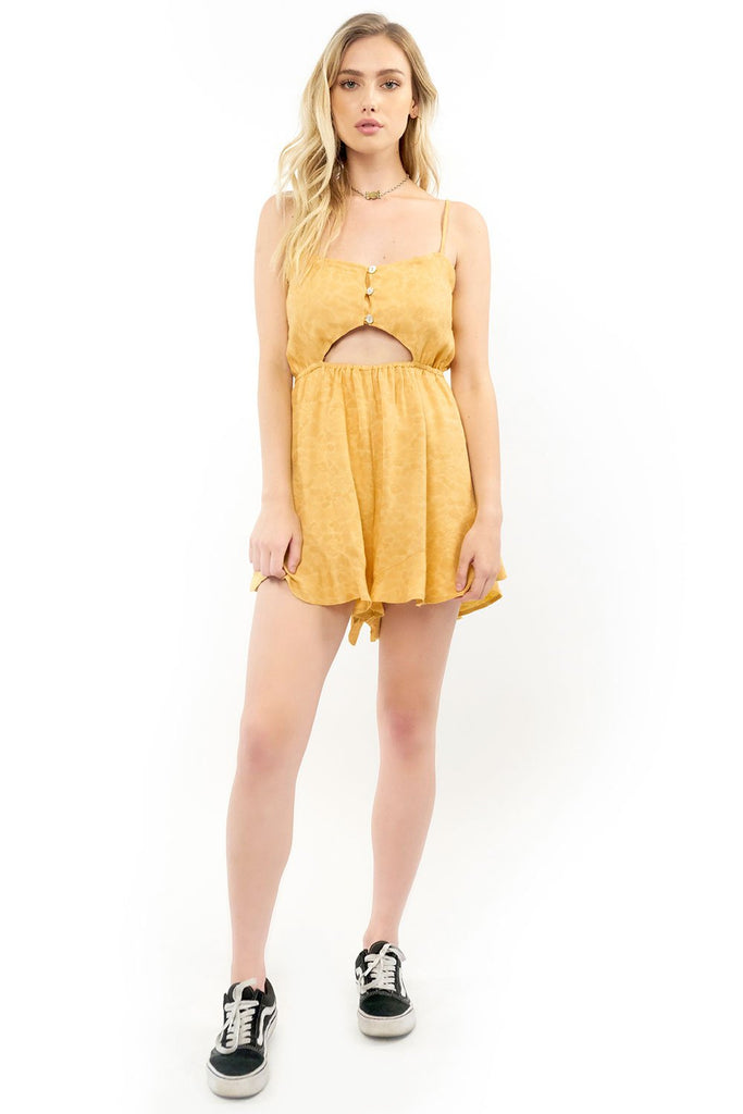 Quinn Romper Saltwater Luxe Shop The Authentic