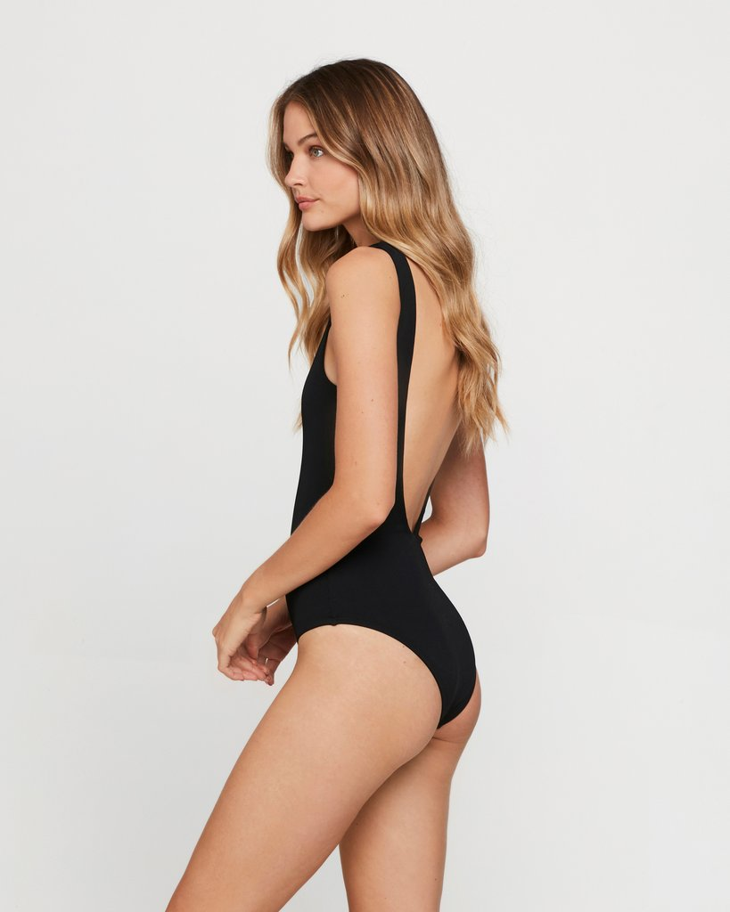 Ribbed Arizona One Piece Swimsuit | L*SPACE