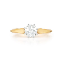 Load image into Gallery viewer, 32375 Apersola Eight Cut Diamond Ring