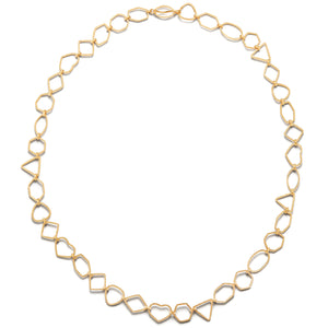 32833 Shapes Necklace