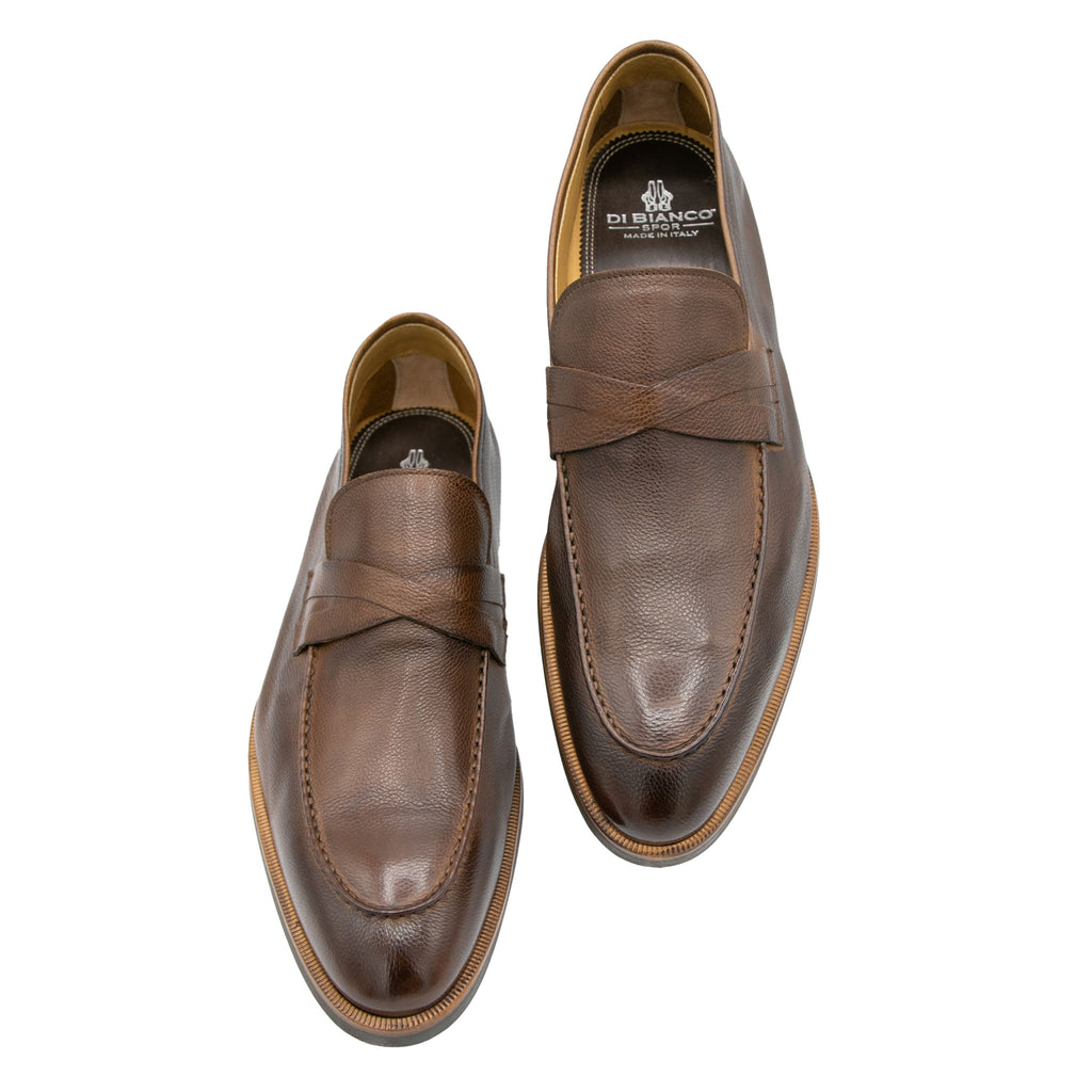 Soft Unconstructed Loafer