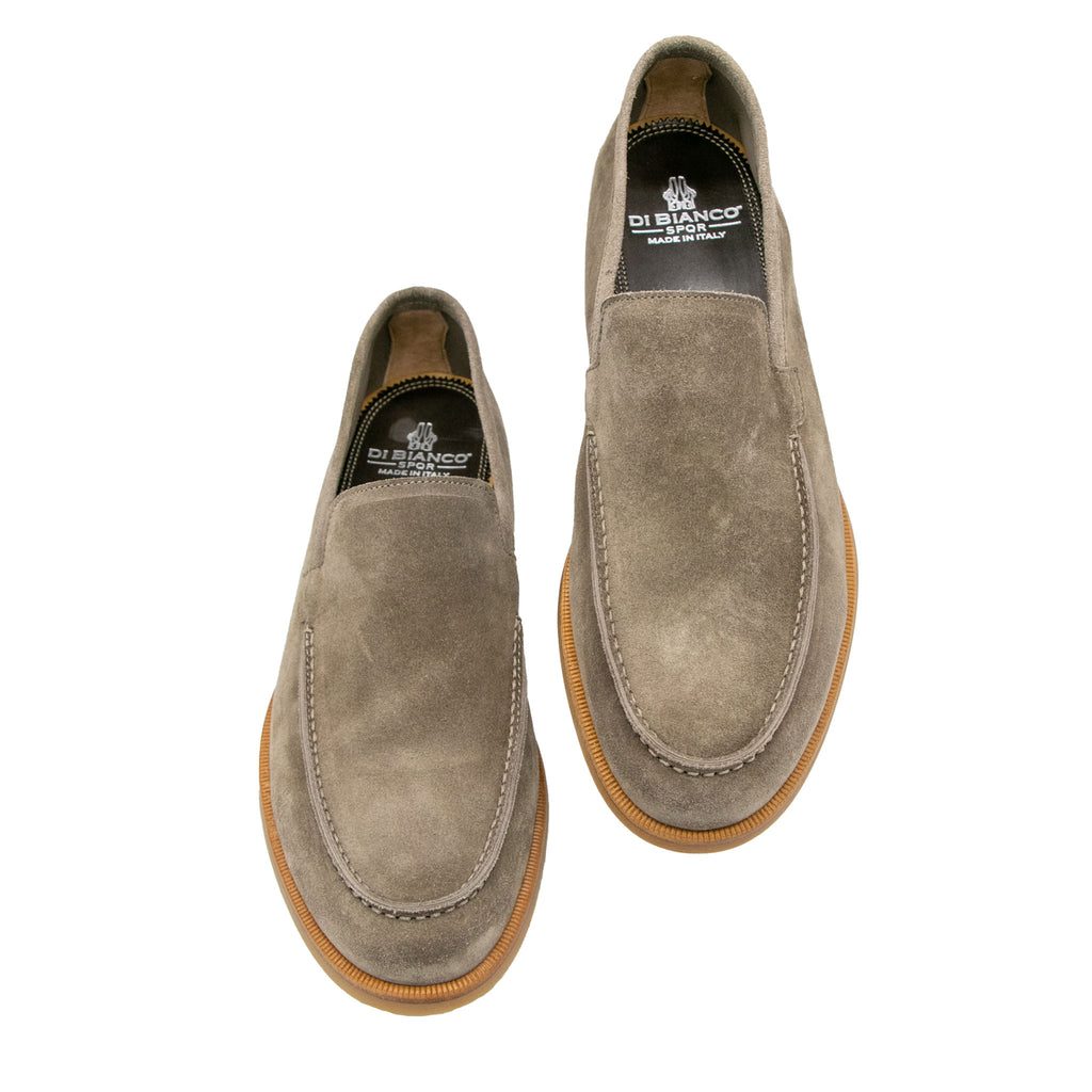 Soft Suede Loafer